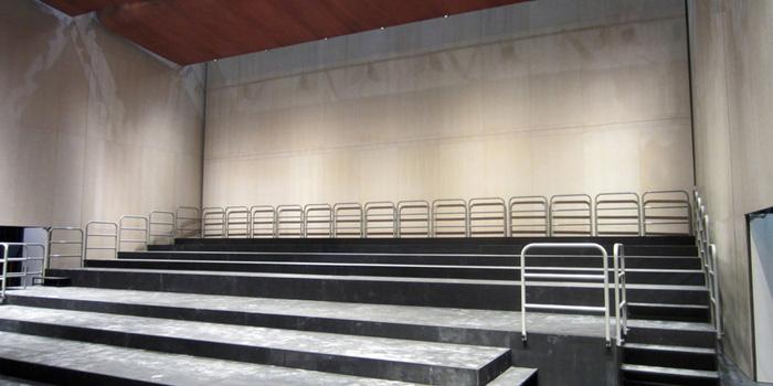 Nusim finaliza el montaje de dos c maras de conciertos en burgos nusim - Constructoras en burgos ...